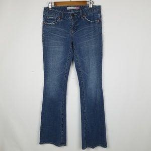 Aeropostale brand, jeans, 7/8 long, Hailey skinny